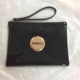 PU-Leder mimco Brieftasche liebt mittlere Tasche Brieftaschen für Frauen Clutch Brieftasche MIMCO Badge Tasche von Fabrikanten