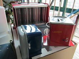 Inglês limpo on-line-Testador de injector de combustível e limpeza 100% Lançamento CNC-602A CNC602A injector cleaner e tester 220 V / 110 V Com Painel Inglês Frete grátis