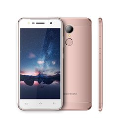 Wholesale 3g Android Gestures - HOMTOM HT37 5 Inch Smartphone Android 6.0 2GB+16GB 5MP+13MP Dual Cameras Dual Sim Mobile Phone MT6580 3G Smart Gestures Phone