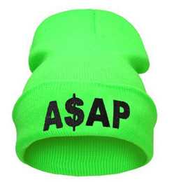 Wholesale Selling Knitted Hats - New arrival high quality hot selling fashion designed letters colorful knitted winter warm hip-hop beanies hat for men and women