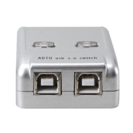 Wholesale Usb Printer Sharing Switch - New Brand USB 2.0 Hub Auto Sharing Switch 2 Ports for Computer PC Printer Mini NI5L High quality