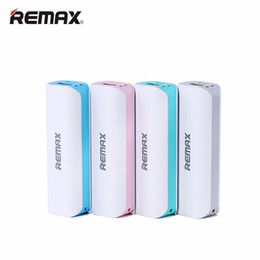 Wholesale Mini Charger Iphone Battery - REMAX Mini Power Bank 2600MAH Portable Powerbank bateria externa External Mobile Battery Charger For Iphone X 10 8 Plus Universal