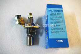 Wholesale injector pumps - Electric magnetic fuel injector pump w  solenoid for Yanmar L48 L70 diesel 2 - 3KW generator cultivator injection assy