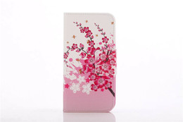 Wholesale Note2 Wallet - Painting Leather Flip Wallet Stand Soft Silicon TPU case for samsung galaxy ON5 ON7 PRO NOTE2 3 4 5 7 S2 3 4 5 6 7 S5MINI s6 7edge i9060 82