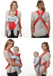 Wholesale Kangaroo Baby Bag - Newborn Baby Carrier sling Infant children's Comfort Backpacks kangaroo kid baby Sling Wrap bag canguru chicco baby backpack 30pcs lot