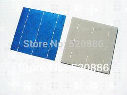 Wholesale Solar Cells 4w - Hot* 40pcs 6x6 4w solar cells + tabbing wire +soldering iron for DIY 150w solar panel, * !!!