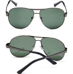 Wholesale Drive Sun Glasses - High quality Men Polarized Sunglasses Brand Designer Sun Glasses UV400 Protection Glasses Driving Fishing Sport glasses 2016 New ~MN217