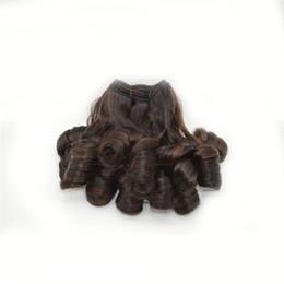 Новые наращивания волос онлайн-NEW! Перуанские человеческие волосы, Перуанское наращивание волос Fumi Ombre, Весенняя волна Two Tone ombre Продукты для волос G-EASY Бесплатная доставка