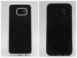 nano stick Rebajas Caja plástica anti antigravedad del palillo de la tecnología Nano de la tecnología TPU Selfie para Iphone XR XS MAX X 8 7 6 6S Galaxy Note 9 S9 S8 agarre mágico