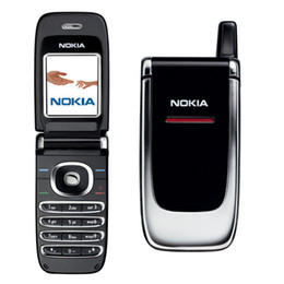 Wholesale Java Gsm - Original Nokia 6060 GSM Phone 1.8inch Screen Dual Band Support FM Java Refurbished Cell Phones