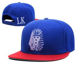 Re di strada online-Popolare ultimo re snapback cappelli hiphop ultimo re tappi moda hiphop regolabile Cap Street popolare
