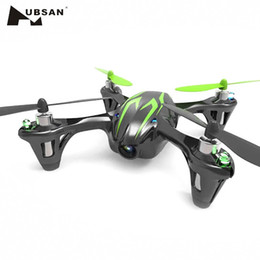 Wholesale Gopro Wide Angle Camera - RC Drone Hubsan X4 H107C 2.4G 4ch 6 Axis with 2MP Wide Angle Hd Camera RC Quadcopter RTF Altitude Hold RC Helicopter Toys Drones HOT +B