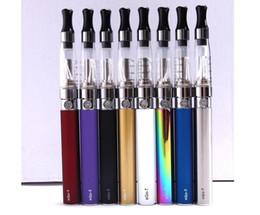 Wholesale Egot Ce5 - ego ce5+ blister kits CE5 plus egot Blister e cig kit ce5+ atomizer 650mah 900mah 1100mah ego t battery electronic cigarettes ego kits.