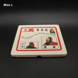 jogos de xadrez madeira Desconto Hua Rong Estrada Brinquedos Educativos De Madeira Quebra-cabeças Kid Presente Mente Cérebro Teaser IQ Game Toy