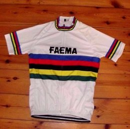 cf2d96cef 2018 Faema cycling Jersey breathable cycling jerseys Short sleeve summer  quick dry cloth MTB Ropa Ciclismo B21
