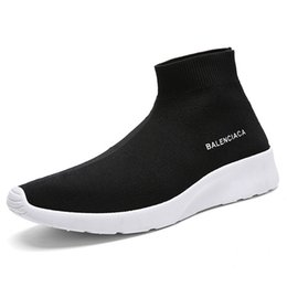 Wholesale Breathable Loafers For Men - Casual running sports summer luxury youth new balanced Shoes male athletic fashion for adults men designer light up sneakers loafers flats