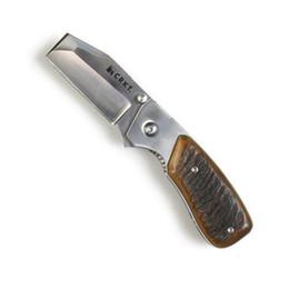 fach überlebensmesser Rabatt Schneidwerkzeug CRKT Messer Werkzeug 4020RH Graham Stubby Klapp Razel Messer Tasche Überleben Taktisches Camping Messer Geschenk F603L