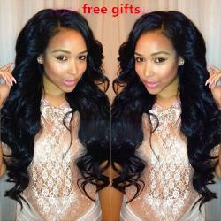 Wholesale Cheapest Bundle Hair - cheapest top 8A Brazilian Body Wave Virgin Human Hair Weave Indian Malaysian Peruvian Human Hair Extensions 3PC Bundle Hair weft