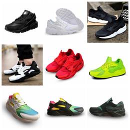 Wholesale Shoes Zapatillas - 2017 Huarache Air Running Shoes For Men Sneakers Zapatillas Deportivas Sport Shoes Zapatos Hombre Mens Trainers