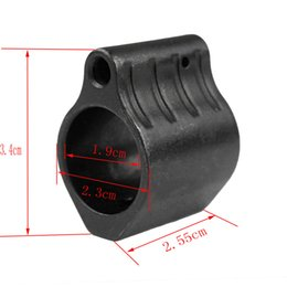 Wholesale Profile Steel - Hunting Accessories Steel Low Profile Gas Block for Airsoft AEG
