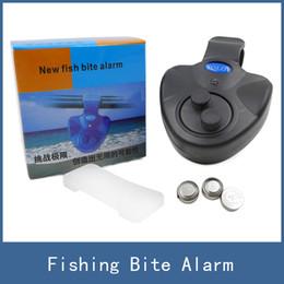 Date Alarme Sonore Électronique Alarme Morsure De Pêche, Avec Dossier Cas Tiges + Trois Batteries + Boîte Au Détail, Livraison Gratuite ? partir de fabricateur