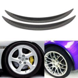 Wholesale Sticker For Tire - 33 cm Wheel Eyebrow Decorative Strips Universal Car Tires Eyebrow Car Styling Suitable for Car Modify