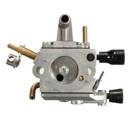 Scie à huile en Ligne-Carburant Carburateur carb remplacer pour STIHL FS400 FS450 FS480 SP400 SP450 SP451 SP481 Zama C1Q-S34H SAW taille-bordures