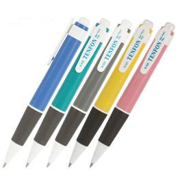 Wholesale Cheap Wholesale School Supplies - new Office school supplies Ball point pen student school use plastic pen cheap pen blue ink mix colour