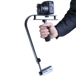 Wholesale Steadicam Steadycam - Photography equipment Professional PRO Steadycam Steadicam Video Camcorder DSLR Camera Cell Phone Stabilizer System for Photo