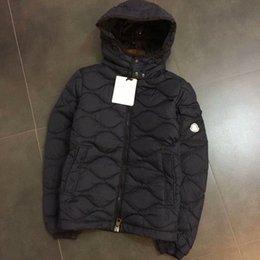 Wholesale Discounted Men Jackets Sale - Fashion Winter Classic Down Jacket Diamond Lattice Men's Warm Mon Thomas Hooded Discount Luxury Brand Jackets For Men Coats Hot Sale