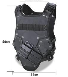 Wholesale Outdoor Tactical Vest - Transformers Outdoor Sports Body Protective Armor,Combat Assault Waistcoat Molle Modular Tactical Vest,Hard Armor Plate Carrier