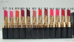 Wholesale Lipstick Factory - Factory Direct New Makeup Lipstick Rouge Shine Lipstick Have 12 Colors Choose Best Qulity