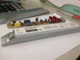 Wholesale Pcb Emc - Free shipping 1X18w 2X18w 1X36w 2X36w 1X58W 2X58W EEI=A2 EMC PF0.95 PCB electronic ballast electronic driver for T8 fluorescent light
