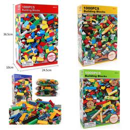ziegel spielzeug armee Rabatt 1000 stücke Großbausteine DIY Ziegel mit Freien Heber Space Wars Super Heroes Harry Potter Bausteine Baustein Spielzeug