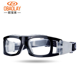 Wholesale Protective Soccer Glasses - New Basketball Goggles Protective Glasses Outdoor Sports Soccer Goggles Football Mirror Men Cycling Glasses
