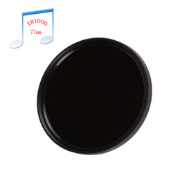 Wholesale 77 Mm Lens Filter - 77mm 77 mm Infrared Infra-red IR Pass X-Ray Lens Filter 1000nm Optical Glass
