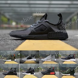 Wholesale Rubber Duck Shoes Sale - 2017 HOT Sale Originals NMD XR1 Discount Cheap Duck Camo X City Sock Pk Wool Boost for Top Quality Fashion Running Shoes Size 36-45