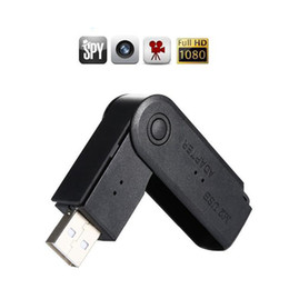 Wholesale Spy Usb Drive Video - Hot Real 1080P HD Mini USB Disk Spy Camera DVR Hidden Spy Camera Flash Drive Spy Cam M2 Mini DVR Video Recorder