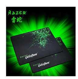 Wholesale Razer Goliathus Gaming Mouse Pad mm Locking Edge Mouse Mat Speed Control Version For Dota2 CS Mousepad