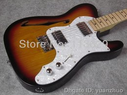 Wholesale thin electric guitar - 2016 New Guitars Electric Guitar, 72 TL Thin , 3TS