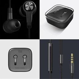 Wholesale Metal Awards - Reddot award xiaomi m5 xiaomi piston 3 earphone noise cancelling metal piston xiaomi stereo headphone headset for iphone,sumsung EAR198