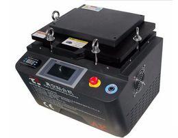 Wholesale Air Compressor Repairs - 2 in 1 LCD laminator+Air Bubble remover Autoclave defoaming machine laminate glass touch screen vacuum pump air compressor for phone repair