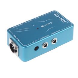 Wholesale Box Effects Pedal - JOYO JDI-01 DI Box Electric Guitar Effect Pedal True Bypass JDI 01