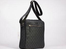 Wholesale Mens Small Handbag - 2016 New Mens small canvas Messanger Bags Crossbody Shoulder Bags For Men Business Outdoor Casual Traver Small Handbags Purse