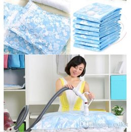 Wholesale Wholesale Large Sizes Clothing - MULTI SIZE NEW LARGE VACUUM STORAGE SAVING SPACE SEAL BAGS COMPRESSED BAG Brand New High Quality