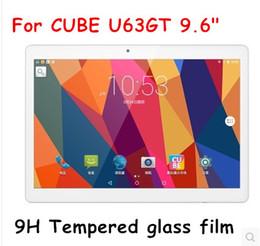 планшетный планшет Скидка Оптовая торговля-с отслеживанием для CUBE U63GT 9.6