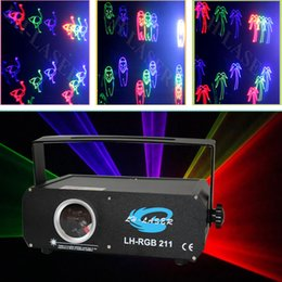 Wholesale Led Disco Cheap - Hot Selling led logo full color rgb laser projector light concert laser light cheap disco laser light