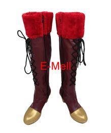 Wholesale Umi Sonoda - Wholesale-Lovelive Nishikino Maki Sonoda Umi Boots Cosplay Women's shoes Custom Made Halloween High Quality