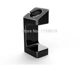 Wholesale Apple Keeper - Newest Fashion Design Luxury Desktop Stand Holder Charger Cord Hold E7 Stand Holder For Apple Smart Watch iWatch holder keeper 1226#26