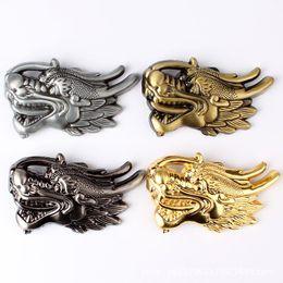 Boucle de ceinture de haute qualité 4 couleurs célèbre créateur de mode et les États-Unis Boucle de ceinture pour hommes ceintures ? partir de fabricateur